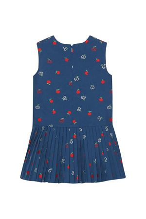 Blue Gucci kids girl dress  GUCCI KIDS | 11 | 596107XWAH34668