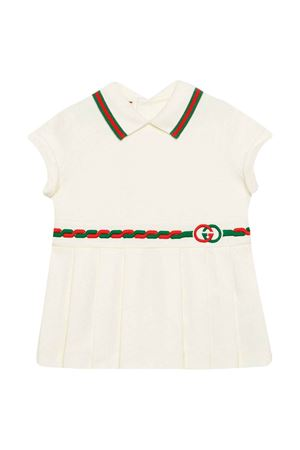 Gucci kids ivory dress  GUCCI KIDS | 11 | 596163XJB7O9381