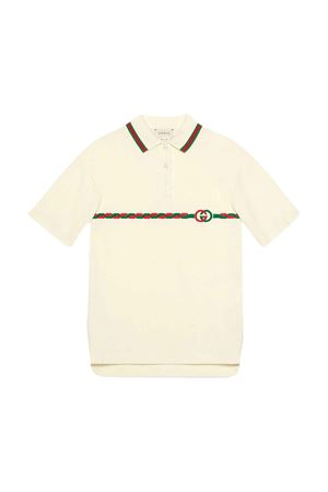 Gucci kids ivory dress  GUCCI KIDS | 11 | 596176XJB7O9381