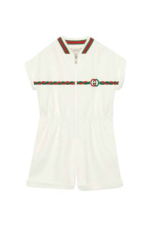 White Gucci kids suit GUCCI KIDS | 19 | 596285XJB849061