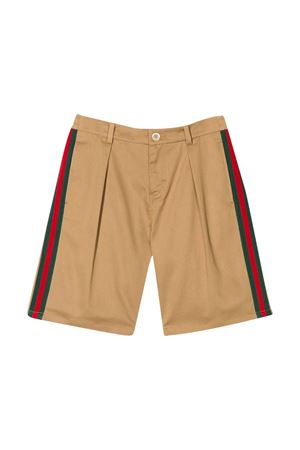 Gucci kids sand bermuda  GUCCI KIDS | 30 | 600269XWAEW9813