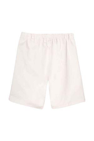 Bermuda bianchi con righe laterali Gucci kids GUCCI KIDS | 30 | 600271XWAIW9210