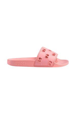 Sandali rosa Gucci kids GUCCI KIDS | 5032315 | 603877JDR005835