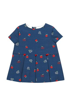 Blue dress Gucci kids  GUCCI KIDS | 11 | 604090XWAH34668