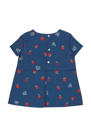 Blue dress Gucci kids  GUCCI KIDS | 11 | 604090XWAH34668