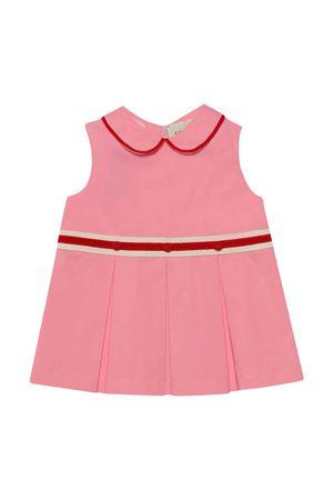 Vestito rosa Gucci kids GUCCI KIDS | 11 | 604648ZB3655139