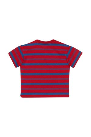 T-shirt with red and blue stripes Gucci kids GUCCI KIDS | 8 | 608692XJCC86152