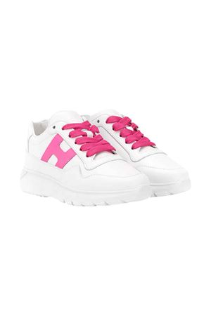 Sneakers bianche Hogan kids HOGAN KIDS | 12 | HXT3710AP30NOY3724