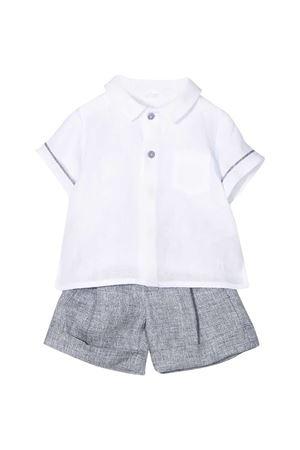 Polo and shorts suit Il Gufo kids IL GUFO | 42 | P20DP324L0011484