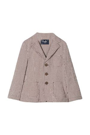 Squared v-neck jacket Il Gufo IL GUFO | 3 | P20GB040C3116192