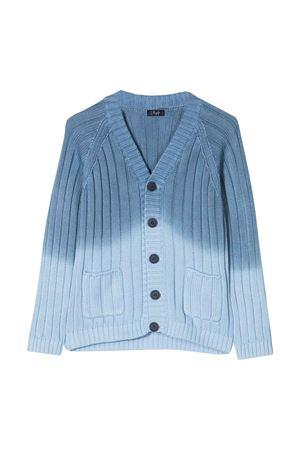 blue Il Gufo kids cardigan IL GUFO | 7 | P20GF340EM6124648