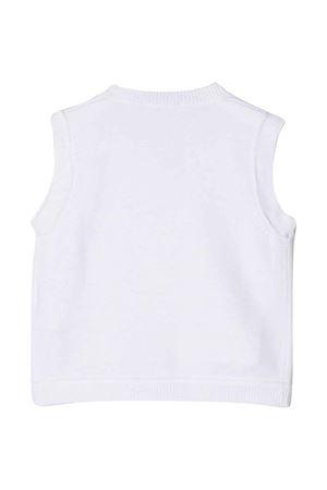 White v-neck vest Il Gufo IL GUFO | 38 | P20GL057EM2000101