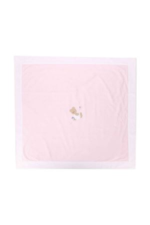 Pink blanket with press Il Gufo IL GUFO | 69164127 | P20OG056M00143031