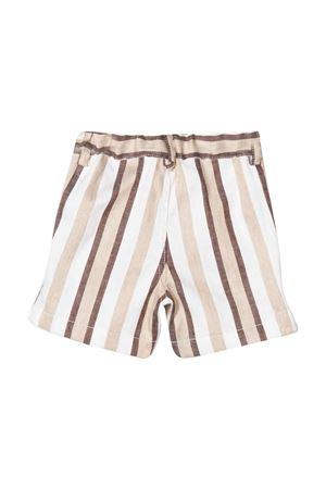 Brown bermuda shorts Il Gufo IL GUFO | 30 | P20PB006C1065192