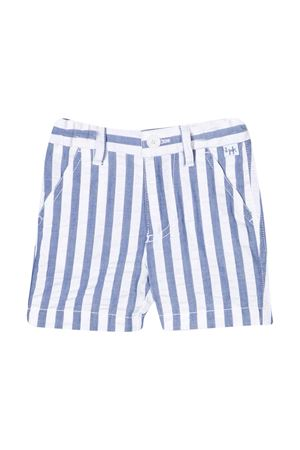 Il Gufo kids striped bermuda shorts IL GUFO | 30 | P20PB069C1057482L