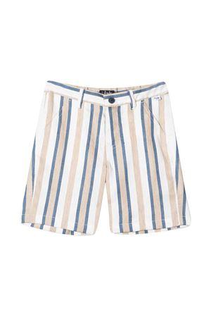 Striped bermuda shorts Il Gufo IL GUFO | 30 | P20PB069C1065484