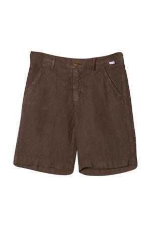 Brown bermuda shorts Il Gufo IL GUFO | 30 | P20PB069L6009192