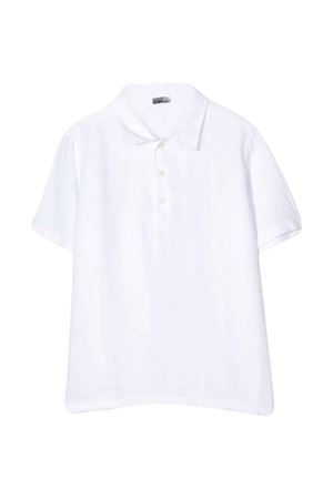 White polo shirt Il Gufo IL GUFO | 2 | P20PC060L6006K010