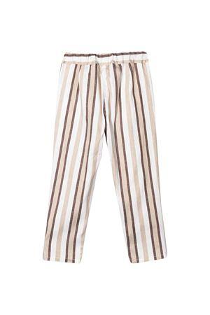 Pantaloni a righe Gufo kids IL GUFO | 9 | P20PL286C1065192