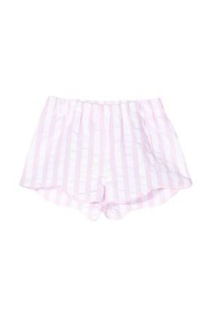 White shorts Il Gufo kids  IL GUFO | 30 | P20PS073C1057312L