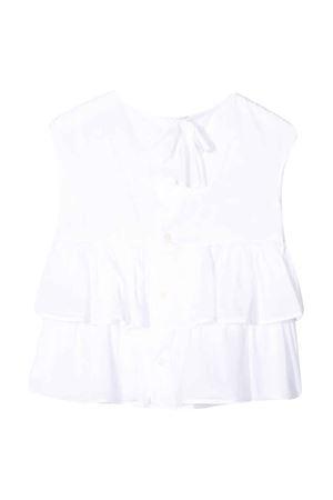 White sleeveless t-shirt Il Gufo IL GUFO | 8 | P20TM019M7011010