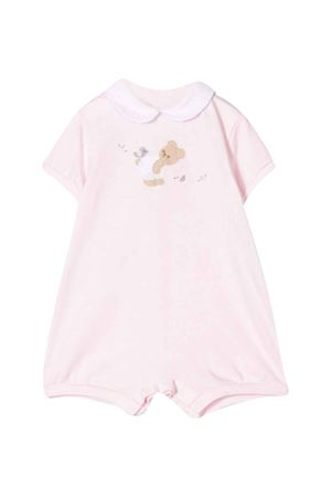 Pink romper with collar Il Gufo IL GUFO | 1491434083 | P20TO204M00143031