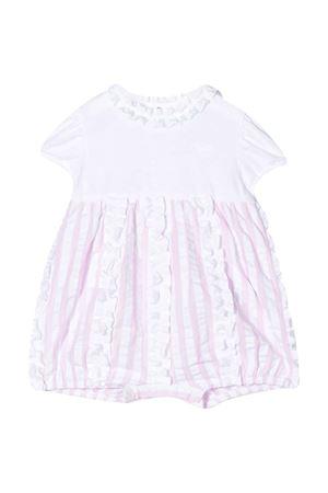 Pagliaccetto neonato rosa Gufo kids IL GUFO | 1491434083 | P20TO224C10573101