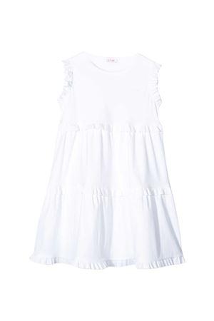 Vestito bianco Il Gufo kids IL GUFO | 11 | P20VA259N0056010