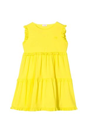 Yellow dress Il Gufo kids  IL GUFO | 11 | P20VA259N0056202