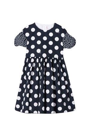Black polka-dot dress Il Gufo IL GUFO | 11 | P20VM553C4056495