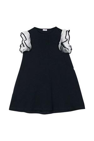 Blue dress with ruches Il Gufo IL GUFO | 11 | P20VM565M0032495