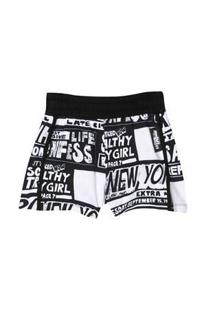 Black and white shorts Jeremy Scott JEREMY SCOTT | 30 | J4Q000LDB4183232
