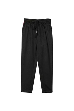 John Richmond kids teen black trousers  JOHN RICHMOND KIDS | 9 | RBP20006PAWHITE/BLACKT