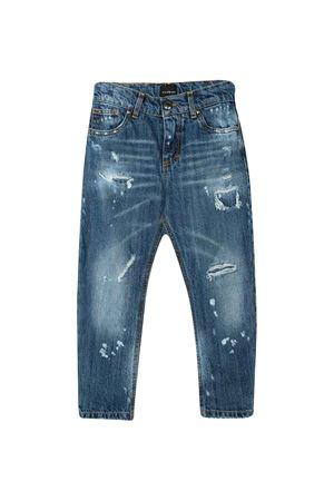 Jeans John Richmond kids teen JOHN RICHMOND KIDS | 24 | RBP20140JEBLUT