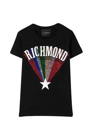 T-shirt nera John Richmond kids JOHN RICHMOND KIDS | 8 | RGP20201TSBLACK