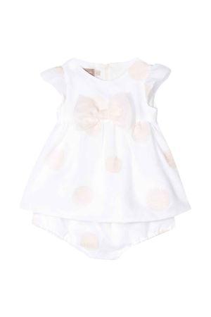 Abito bianco neonata la stupenderia la stupenderia | 11 | CBAB52Q31O43