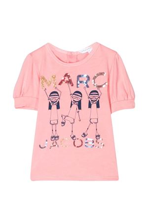 Pink t-shirt Little Marc Jacobs kids Little marc jacobs kids | 8 | W05272480