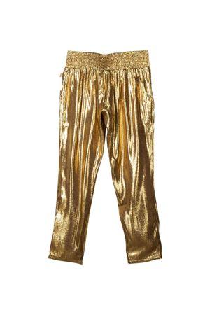 Gold trousers Little Marc Jacobs kids  Little marc jacobs kids | 9 | W14229593