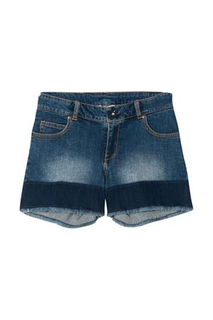 Shorts denim effetto sbiadito Little Marc Jacobs kids Little marc jacobs kids | 30 | W14235Z10