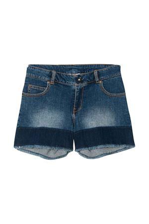 Shorts denim teen effetto sbiadito Little Marc Jacobs kids Little marc jacobs kids | 30 | W14235Z10T