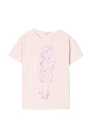 T-shirt rosa teen  Let