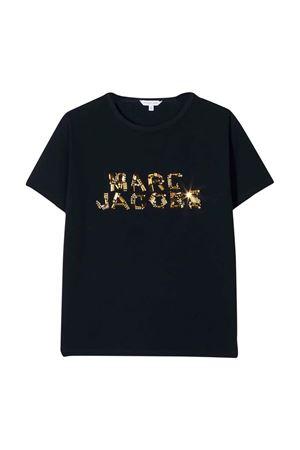 T-shirt blu Little Marc Jacobs kids teen Little marc jacobs kids   8   W15500849T