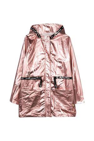 Metallic pink waterproof jacket Little Marc Jacobs kids Little marc jacobs kids | 3 | W16112596