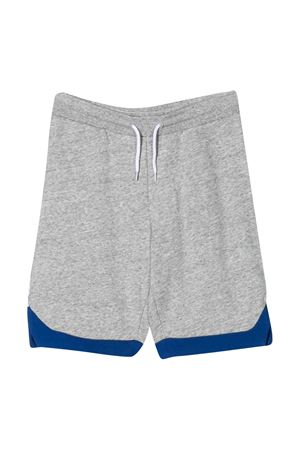 Shorts sportivo grigio Little Marc Jacobs kids Little marc jacobs kids   30   W24213A35