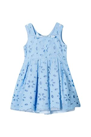 MI MI SOL kids light blue dress  MI.MI.SOL | 11 | MFAB059TS0201LTB