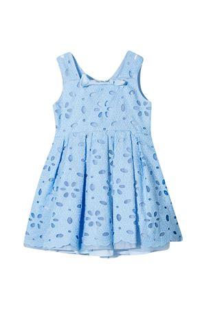 Vestito azzurro MI MI SOL kids MI.MI.SOL | 11 | MFAB059TS0201LTB