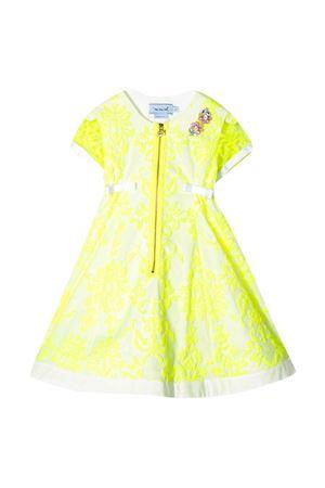 Vestito giallo MI MI SOL kids MI.MI.SOL | 11 | MFAB073TS0221YLW