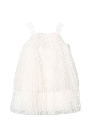 MI MI SOL kids white dress  MI.MI.SOL | 11 | MFAB093TS0173CRM