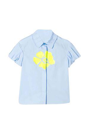 Camicia azzurra MI MI SOL kids MI.MI.SOL | 5032334 | MFCA013TS0053LTB