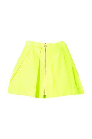 Yellow MI MI SOL skirt MI.MI.SOL | 15 | MFGO022TS0217YLW